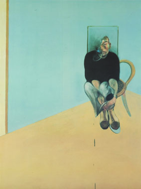 Bacon, Francis: Study for Self Portrait 1982