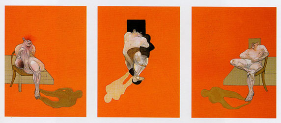Bacon, Francis: Triptych 1983