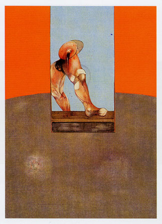 Bacon, Francis: Triptych 1987 (Center Panel)