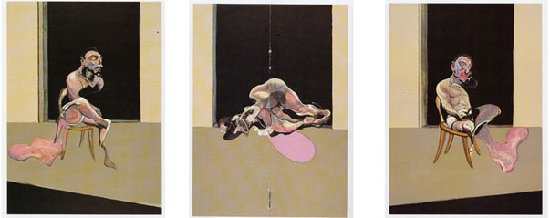 Bacon, Francis: Triptych August 1972