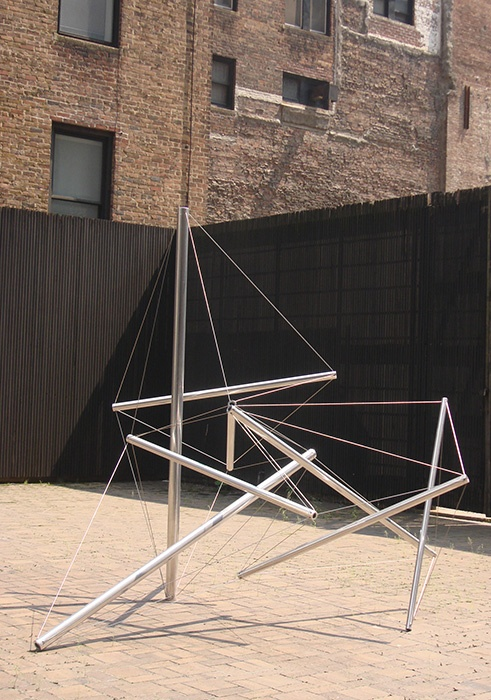 Kenneth Snelson, Able Charlie