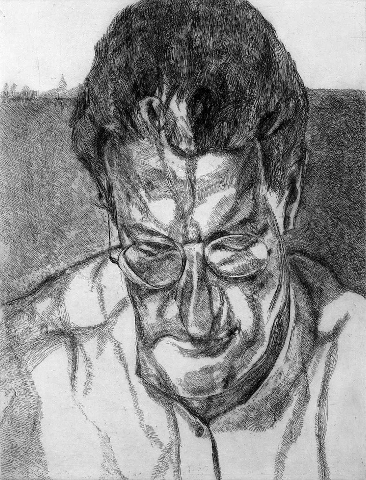 Lucian Freud, The Painter s Doctor